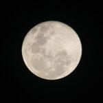 Por qué la Luna acabó en el sitio en el que está