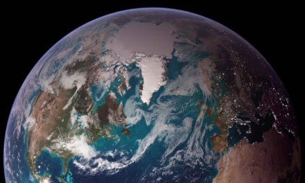 ¿Por qué la Tierra es azul?