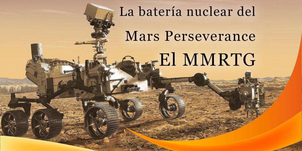 La batería nuclear de última generación a bordo del Rover Mars Perseverance