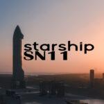SpaceX lanza el prototipo del cohete Starship SN11, pero lo pierde antes de aterrizar