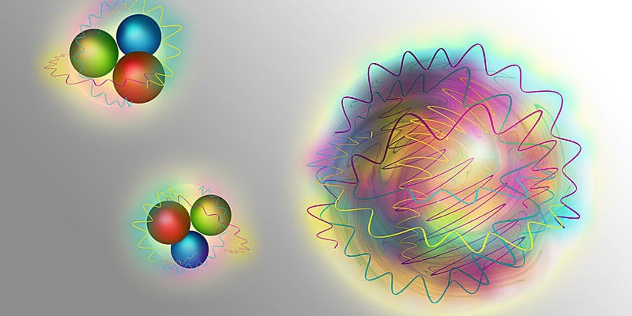 """Después de 50 años de """"cacería"""" el CERN confirma el descubrimiento del """"odderon"""""""