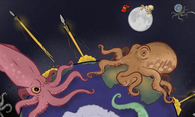 Niños curiosos: ¿Podrían los pulpos evolucionar hasta apoderarse del mundo y viajar al espacio?