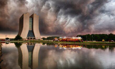 El experimento Muon g-2 de Fermilab muestra evidencia de una nueva física